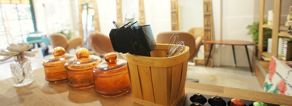 尾山台の美容室|ねむの木